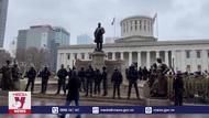 Mỹ bắt giữ một quan chức liên quan vụ bạo loạn Đồi Capitol