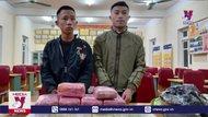 Nghệ An bắt vụ vận chuyển lượng lớn ma túy