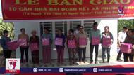 Bình Phước trao nhà cho người nghèo vùng biêndịp tết