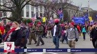 Lãnh đạo thế giới lên án vụ bạo loạn tại Quốc hội Mỹ