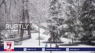 Madrid lần đầu ngập trong tuyết sau 1 thập kỷ
