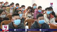 50 tình nguyện viên xung phong vào tuyến đầu chống dịch