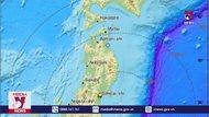 Nhật Bản rung chuyển vì trận động đất độ lớn 7,2