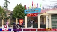 Người dân Hà Nội thực hiện khai báo y tế