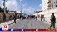 Đụng độ giữa lực lượng chính phủ và người biểu tình ở Somali