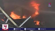 Thái Bình kịp thời dập tắt hỏa hoạn trong khu dân cư
