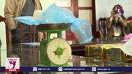 Lai Châu thu giữ 32kg ma túy tổng hợp