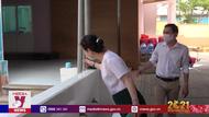 Kiểm tra công tác phòng, chống dịch COVID-19 tại các trường học