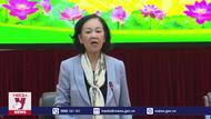 Trưởng Ban dân vận trung ương làm việc với tỉnh Lai Châu