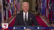 Tổng thống Mỹ đặt mục tiêu tiêm chủng mới