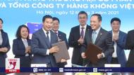 Vietnam Airlines và Ngân hàng TMCP Quân đội ký kết hợp tác toàn diện