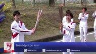 Bắt đầu lễ rước đuốc Olympic Tokyo