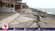 Cần sớm đầu tư sửa chữa hệ thống kè biển tại Nam Định
