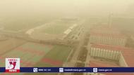 Trung Quốc lại ban bố cảnh báo vàng về bão cát
