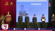 Sơn La tuyên dương chiến sỹ quân hàm xanh