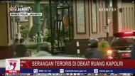 Đấu súng tại trụ sở Cảnh sát quốc gia Indonesia