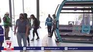 Hệ thống xe điện treo đầu tiên tại Mexico