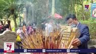 Lễ Giỗ Tổ Hùng Vương chỉ tổ chức phần lễ