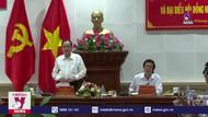 Kiểm tra công tác bầu cử tại Tiền Giang