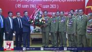 Công an Việt Nam - Lào đồng hành cùng phát triển