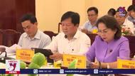 Kiểm tra công tác bầu cử tại Bình Phước