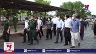 Kiểm tra công tác phòng chống dịch tại Bạc Liêu