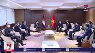 Thủ tướng Phạm Minh Chính: Việt Nam sẵn sàng hỗ trợ Campuchia phòng chống dịch COVID-19