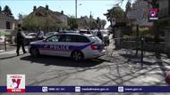 Tấn công bằng dao tại Pháp