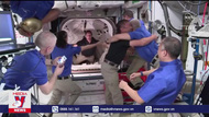Tàu vũ trụ của SpaceX kết nối thành công với ISS