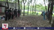 Bình Phước bắt giữ 9 người Trung Quốc nhập cảnh trái phép