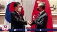 Trung Quốc-Hàn Quốc tìm giải pháp cho vấn đề Triều Tiên