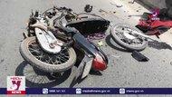 Bà Rịa – Vũng Tàu: Xe khách đâm xe máy, 2 người tử vong tại chỗ