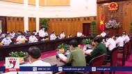 Thủ tướng Phạm Minh Chính họp Thường trực Chính phủ