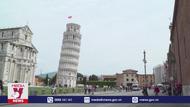 Tháp nghiêng Pisa mở cửa đón du khách trở lại
