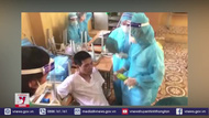Nhói lòng khi thấy các nhân viên y tế làm việc đến kiệt sức tại Bắc Ninh