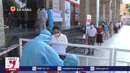 Bầu cử trong khu dân cư phong tỏa ở Đà Nẵng