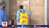 Móng Cái tăng cường phòng dịch cho hoạt động xuất nhập khẩu