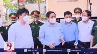 Thủ tướng kiểm tra công tác phòng, chống dịch COVID-19 tại Bắc Giang