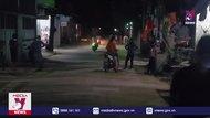 Lập 4 chốt kiểm soát COVID-19 ở thôn Báo Văn 1