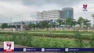 Phong tỏa Bệnh viện Bệnh nhiệt đới Trung ương cơ sở Đông Anh