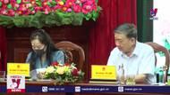 Bộ trưởng Công an vận động bầu cử tại Hưng Yên
