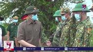Tân Bí thư Tỉnh ủy An Giang kiểm tra tuyến biên giới