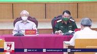 Tiếp xúc cử tri, vận động bầu cử tại Hà Nội