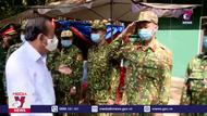 Phó Thủ tướng Trương Hòa Bình kiểm tra công tác phòng, chống dịch COVID-19 tại Tây Ninh