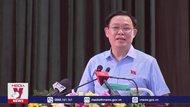 Chủ tịch Quốc hội và các ứng cử viên tiếp xúc cử tri tại Thành phố Hải Phòng