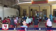 Khoanh vùng, truy vết COVID-19 tại phường Hà Huy Tập, TP Vinh, Nghệ An