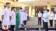 Vĩnh Phúc cử đoàn y tế hỗ trợ Bắc Giang
