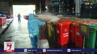 Nguy cơ ùn ứ rác thải tại các khu cách ly TP.HCM