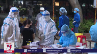 Bắc Ninh tổ chức lấy mẫu xét nghiệm diện rộng