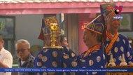 Khai mạc lễ hội đền Trần Nam Định